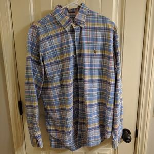 XL Polo Oxford Shirt